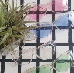 97e174654e57 Accessories - 90s Jelly Glasses Minimalist Aesthetic